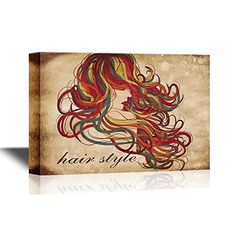 wall26 - Hair Style Canvas Wall Art - Woman with Long Cur... https://www.amazon.com/dp/B06X18ZBND/ref=cm_sw_r_pi_dp_x_GK2VybB1N90WJ