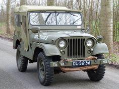 Nekaf M38A1 Willys Jeep Convertible - 1956 Old Jeep, Jeep Tj, Jeep Truck, Pickup Trucks, Jeep Wrangler, Chevy Trucks, Mahindra Thar Jeep, Jeep Convertible, Jeep Hacks