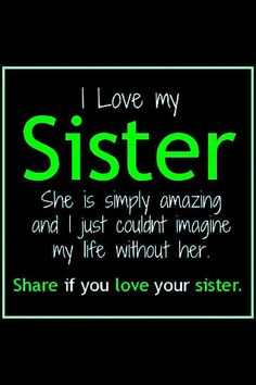 307 Best Sisters for life images in 2017 | Sisters, Thoughts, Bffs