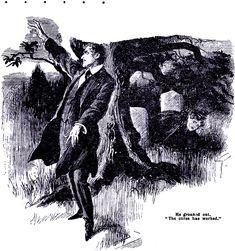 vintage book illustration