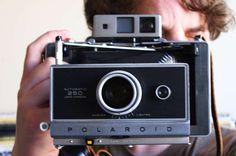 Resurrect a Polariod Land Camera