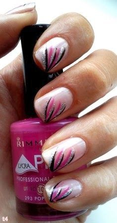 nail art 2014 Summer 2014 Nails  | See more nail designs at http://www.nailsss.com/french-nails/2/