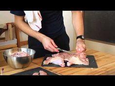 jak vykostit kuře
