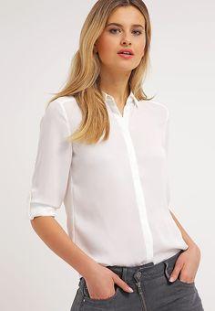 Esprit Collection Skjorte - off white - Zalando.no