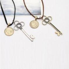 Discount China wholesale Design Retro Fashion Personalityfashionedkey Pendant Necklace [10055] - US$0.99 : chicoffer.com