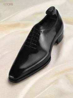 Les souliers « Deco » par Gaziano & Girling.