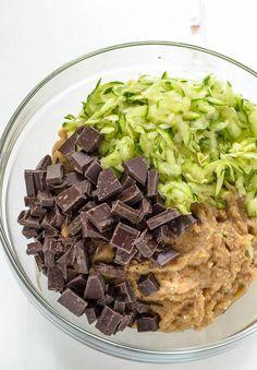 Chocolate Chip Paleo Zucchini bread Thumbs up