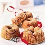 Orange Mini Bundt Cakes Recipe | MyRecipes.com