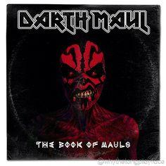 Star Wars Darth Maul / Iron Maiden The Book Of Souls Vinyl Album Mash Up Art Print #ironmaiden #bookofsouls #darthmaul #rock #metal #starwars #thelastjedi #lastjedi #jedi #tshirt #mashup #photoshop #parody #albumcover #album #cover #lp #record #vinyl #scifi #nerd #music #movie #geek #lukeskywalker #hansolo #princessleia #r2d2 #c3po #darthvader #chewbacca #harrisonford #carriefisher #markhamill #metal