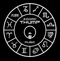 Home - Zodiac Thump Music Music Labels, New Music, Zodiac, Board, Horoscope, Planks