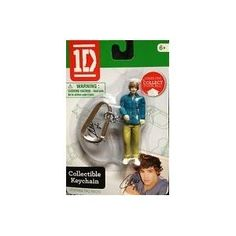 One Direction Collectible Figurine Keychain, Liam