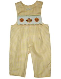 Happy Thanksgiving boys fall longall with hand by CarouselWear, $31.97