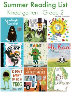 Don't let your children's reading skills dwindle during the summer slump. This Summer Reading List for Early Elementary will keep them engaged. Summer Reading Lists, Kids Reading, Reading Skills, Summer Books, Best Children Books, Childrens Books, Summer Activities, Activities For Kids, Book Suggestions