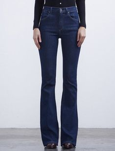 87a1c429 flare6 Jeans For Short Legs, Flare Jeans, Bell Bottoms, Jean Shorts, Bell