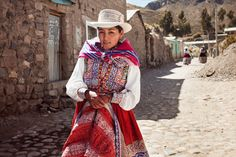 Colca Valley, Peru. Photos Of Women Around The World Show Beauty Is In Our Differences