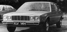 Jaguar XJ40 Prototype (ItalDesign)