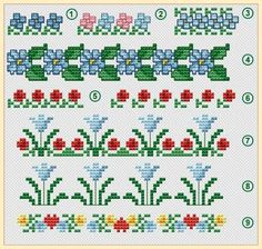 http://www.cross-stitch-board.com/images/beginners/borders.jpg