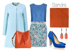 """Sandra"" by begopuig on Polyvore featuring moda, New Look, Goat, Lodis, Liam Fahy y Faliero Sarti"