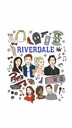 Serie netflix, aesthetic wallpapers, stranger things, favorite tv shows, ri Riverdale Tumblr, Riverdale Funny, Riverdale Memes, Riverdale Cast, Riverdale Comics, Riverdale Wallpaper Iphone, Iphone Wallpaper, Screen Wallpaper, Riverdale Poster