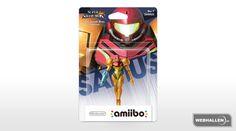 DEKOR: Amiibo Super Smash Bros. Samus (149 kr, Webhallen)