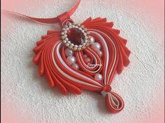 DIY medallion, handmade - YouTube