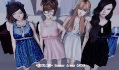 *DUCKLING* Summer dress GACHA | Flickr - Photo Sharing!