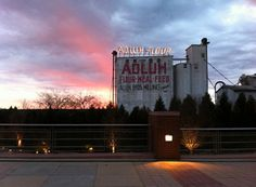 Adluh Flour Mill-Columbia