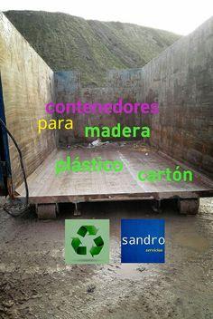 #contenedores /#reciclaje