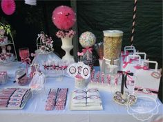 Hello Kitty Birthday Party Ideas | Photo 1 of 28 | Catch My Party