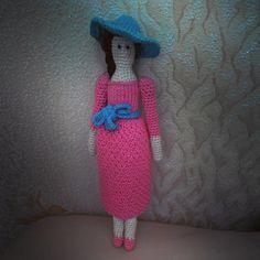 """#вяжукрючком #вязание #вязанаяигрушка #амигуруми #тильда #куклакрючком #куклатильда #handmade #toys #knitting"""