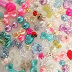 Adorable mini embellishments #designU #jacksonville #DIY #fashion