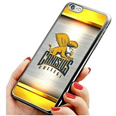 New iPhone 6/6s TPU Case NCAA Canisius Golden Griffins Lo…