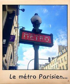 Le métro Parisien...