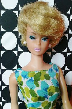 I own one of these beauties and she is one of my most prized Bubblecut Barbies