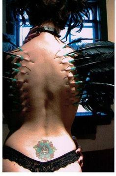 Extreme Body Modification: Wings