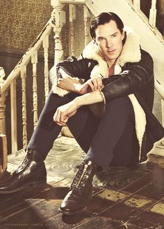 Benedict Cumberbatch <- l just want to scream and jump and cry and hug myself at once Sherlock Bbc, Benedict Cumberbatch Sherlock, Martin Freeman, Benedict And Martin, Oui Oui, Johnlock, Doctor Strange, British Actors, Sebastian Stan