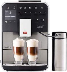 Melitta caffeo barista ts Smart espresso plata TFT-Display Coffee Uses, Coffee Type, Fresh Coffee, My Coffee, Coffee Beans, Barista, Different Types Of Coffee, Different Coffees, Latte Macchiato