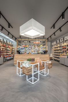 Pharmacy Interior Design by Am Lab - Retailand.com