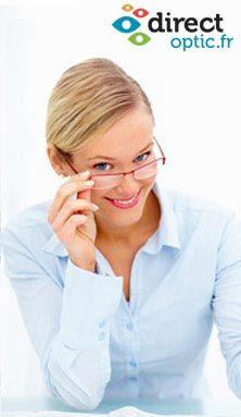 Vos lunettes offertes pour votre première commande de lentilles !