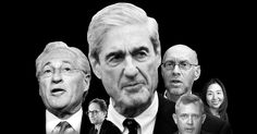 The Justice League - The special counsel assembles veteran prosecutors to investigate collusion.