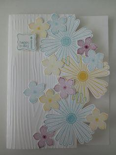 Floral edging - SU! Mixed Medley, Petite Petals