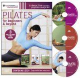 Pilates For Beginners & Beyond Boxed Set (Pilates for Inflexible People / Pilates Complete for Weight Loss)