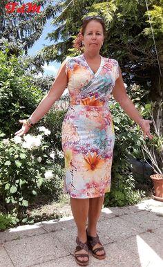 Ma 1ere robe Aldaïa de Pauline Alice