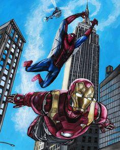 (@fila_venom_art) on Instagram: Spider-Man Homecoming