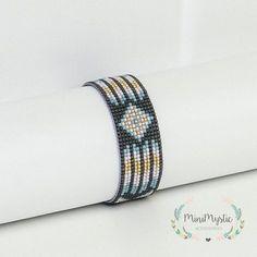 #bracelet #beaded #miyuki #beadedbracelets #minimystic #accessories #beadedjewelry #jewelry #handmade #handmadejewelry #handmadeaccessories #miyukibeads #miyukidelica #miyukibileklik #miyukibracelet #fashion