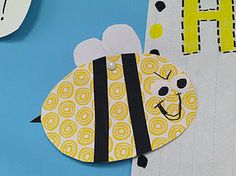 Love the yellow paper. Scrapbook paper at hobby lobby
