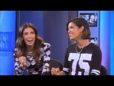 DOVE Nominee: Moriah Peters--Hilarious Sister Rivalry! - YouTube
