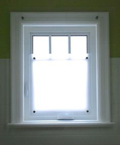 Diy Window Screen Fresh Shower Window Screen Protects Your Window and Woodwork but Does Not. Bathroom Windows In Shower, Bathroom Window Privacy, Bathroom Window Treatments, Window In Shower, Window Screens, Bathroom Renos, Small Bathroom, Bathroom Beach, Bathroom Closet