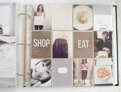 daily eats & buys (paislee press)