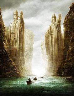 Eingang zum Königreich Wasser